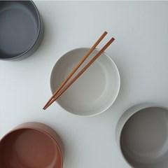 포홈 모던무광 탕기 면기그릇 (4color)_(2215146)
