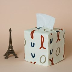 [mini tissue box cover] full