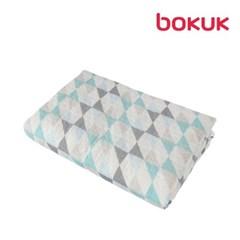 [보국] 리프레시 손세탁 전자파안심 전기요 싱글 BKB-8101S