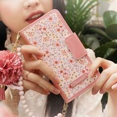 갤럭시노트20 (N980)  Nosegay-PinkBlossom 지갑 다이어_(2861595)