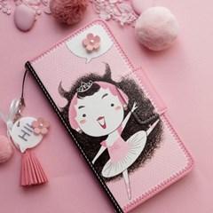 갤럭시S20U (G988)  CibeeGirl-Pink 지갑 다이어리_(2861563)
