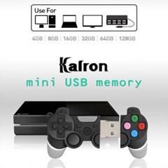 캐릭터 USB 메모리 16GB(DSLR,컨트롤러,스노우맨)_(1700104)