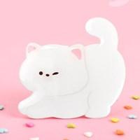 나인어클락 핸드 그립 아크릴 에폭시 고양이 스마트톡 냥이 젤리톡