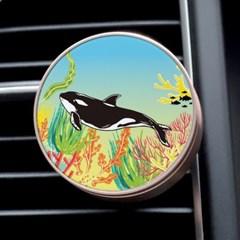 고래고래 유스픽 차량용 디퓨저