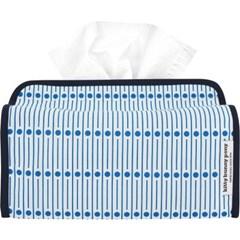 Miller Blue Tissuebox Cover