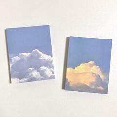 [구름상점] 나의 구름 메모지