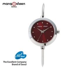 MANGOSTEEN 크로사 MS503A 메탈 여자시계