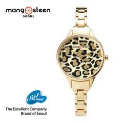 MANGOSTEEN 말라카스 MS508B 메탈 여자시계