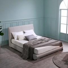 베디스 SB294 데이지 모던한 가죽 평상형 침대 Q/K_(993576)