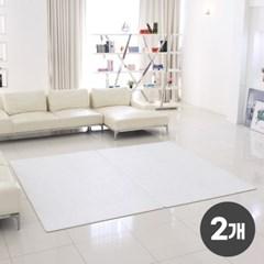 2개세트 리빙코디 PVC 소프트 놀이방매트 230x140x1.4cm