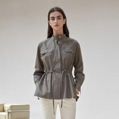 Khaki Shirt Jacket