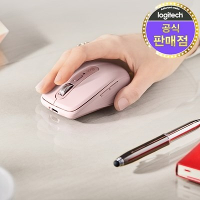 로지텍코리아 MX ANYWHERE3 무선 블루투스 마우스