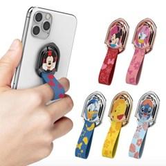 K 디즈니 큐티 링 홀더 그립 핸드폰 스마트톡 거치대