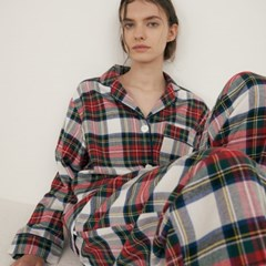 (w) Royal Tartan Pajama Set