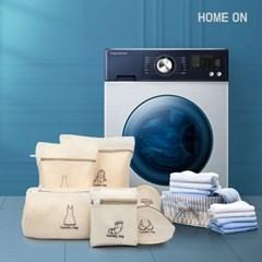 무형광 이중매쉬 아기 속옷 세탁망