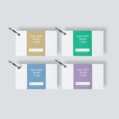[YS]그리드 메모카드