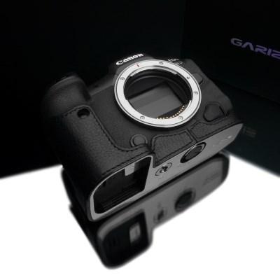 캐논 EOS R5용 가죽케이스 XS-CHEOSR5BK