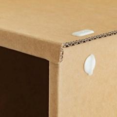 종이책장 추가 부품 (단연결)