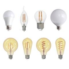 LED 전구 모음전(택1)_(1700800)