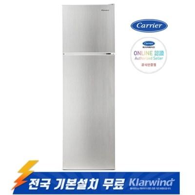 [신규가입 3만원할인] 캐리어 1등급 2도어 냉장고 168L CRF-TD168MD