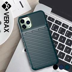 아이폰12프로 심플 라인 360 범퍼 젤리 케이스 P416_(3283542)