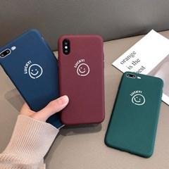 럭키커플 소프트 케이스 아이폰