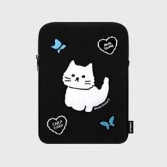 Awesome cat-black(아이패드 파우치)_(1659395)