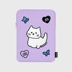 Awesome cat-purple(아이패드 파우치)_(1659394)