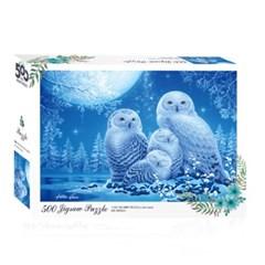 [토이앤퍼즐]Owl-My-Little-Angels(올빼미 가족) 직소퍼즐 500PCS