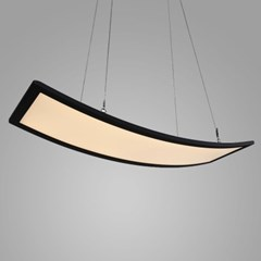 LED 펜던트 클라우드 미니 블랙 화이트 20W 주방조명 카_(1959868)