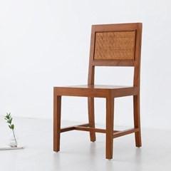 마켓비 KOMATO 의자 라탄 WKC002 2팩_(104654532)