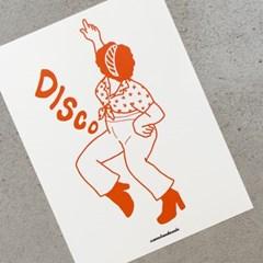 [카멜앤오아시스] Disco 디스코 엽서