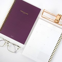 Reservoir Note A5 - Weekly Planner (위클리 플래너)