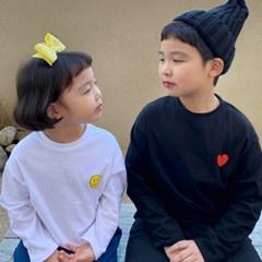 세) [디즈니정품]스마일앤하트 아동 티셔츠-주니어까지