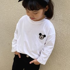 세) [디즈니정품]미키와펜 아동 티셔츠-주니어까지