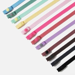 컨비니언트 마스크 스트랩 목걸이 12color