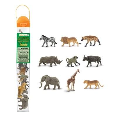 [사파리엘티디] 100409/남아프리카동물-튜브
