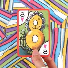 [이부] 크레이지8 카드게임 / 5세이상 2-4인