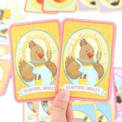 [이부] 동물마을 올드메이드 카드게임 / 5세이상 2-4인