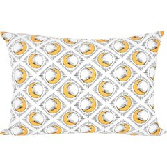 Sun & Yellow Moon Pillowcase by Tool Press