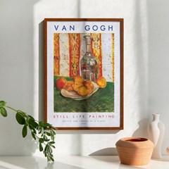 Vincent 반고흐 캔버스 포스터 6종 레몬