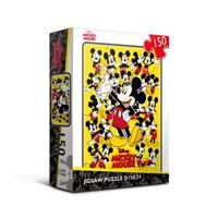 [액자포함]직소퍼즐 150조각 미키마우스 D150-24