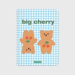Cherry big bear-sky blue(아이패드-커버)_(1646210)