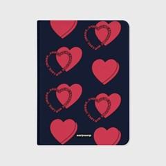 Love Love Love-navy(아이패드-커버)_(1646216)