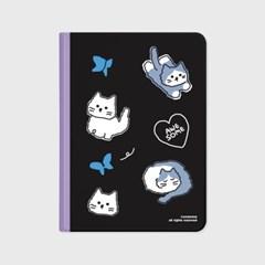 Awesome cat-black(아이패드-커버)_(1646219)