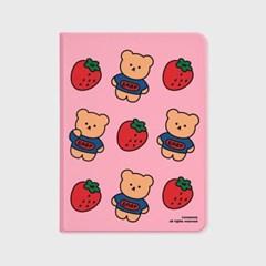 Strawberry bear-pink(아이패드-커버)_(1646226)