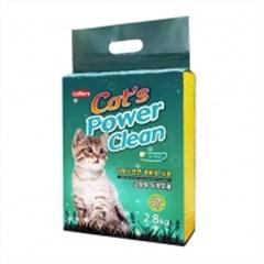 캣마루 파워크린 고양이두부모래 녹차 7L_(358768)