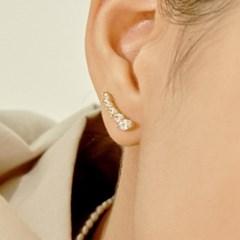 Marquise CZ Ear Climbers (925 Silver) Capsule.10