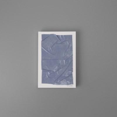 테이프 메모지-블루
