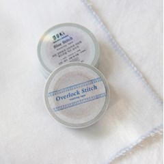 Overlock Stitch Masking Tape [Blue Stitch]